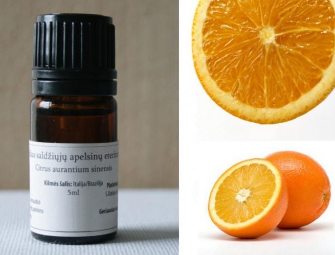 Saldžiųjų apelsinų eterinis aliejus NATUR BOUTIQUE, 5 ml