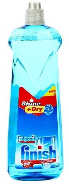 Finish Shine & dry indų skalavimo skystis, 800ml