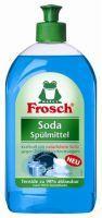 FROSCH Soda indų plovimo priemonė su soda, 500ml