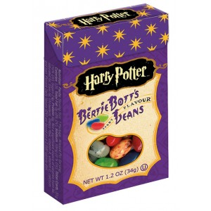 Hario Poterio pupelės, Harry Potter BERTIE BOTTS, 34 g