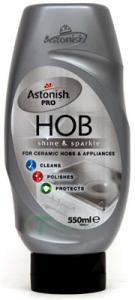 Keramikinių paviršių valiklis ASTONISH Pro hob shine & sparkle, 550ml