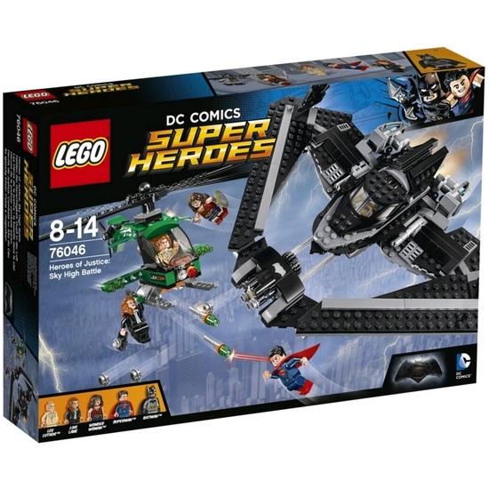 LEGO Super Heroes Tiesos didvyriai: Oro mūšis, 8-14 m. vaikams (76046)