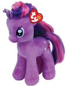Mažasis ponis TY Twilight Sparkle vaikams nuo 3 metų (TY41004)