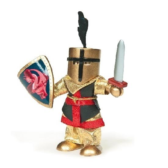 Medinė lėlytė Sir Inglot LE TOY VAN vaikams nuo 3 metų (BK734)