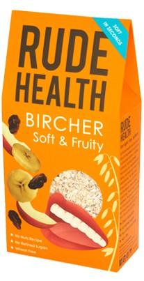 Minkšti miusliai su vaisiais RUDE HEALTH, 450g