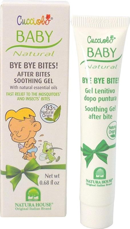 Raminamasis gelis po įkandimo NATURA HOUSE Baby Cucciolo, 20 ml