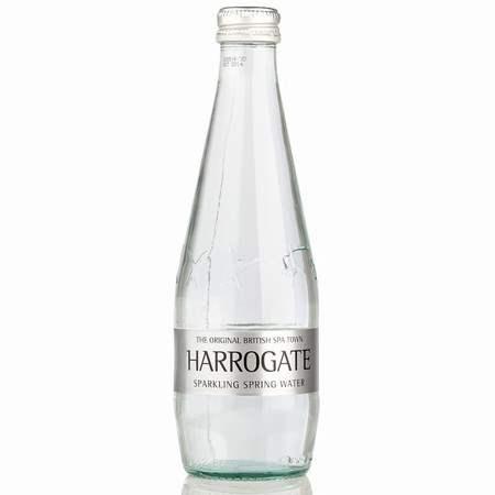 Natūraliai putojantis mineralinis vanduo HARROGATE, 750ml
