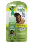 NATŪRALUS dantų gelis katėms Fresh Breath Clean Teeth Gel, 59 ml