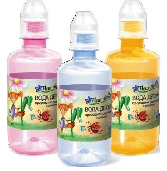 Šaltinio vanduo kūdikiams FLEUR ALPINE, 250 ml