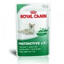 ROYAL CANIN Instinctive+7 subalansuotas maistas katėms, vyresnėms kaip 7 metų, 85g