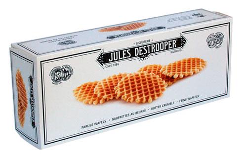 SVIESTINIAI VAFLIUKAI Jules Destrooper, 100g