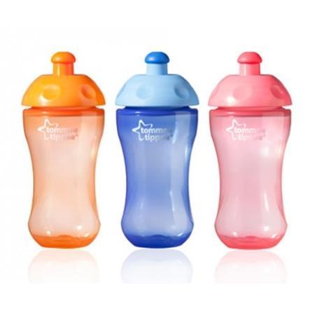 Gertuvė TOMMEE TIPPEE Basics Sports vaikams nuo 36 mėn., 300 ml (444026)
