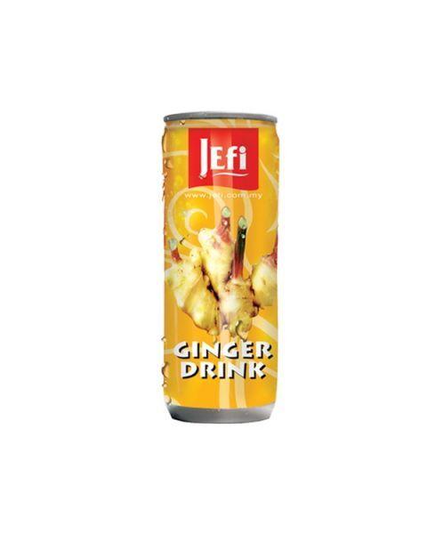 Gaivusis gėrimas JEFI, imbierų skonio 250ml