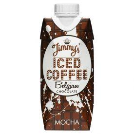 """Šaltasis kavos ir pieno gėrimas JIMMY'S """"Mocha"""", 330 ml"""