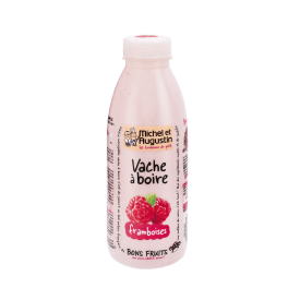 Geriamasis jogurtas su avietėmis MICHEL et AUGUSTIN, 250ml