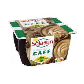 Kavos skonio sojų desertas SOJASUN,4x100 g