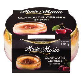 """Prancūziškas desertas """"Clafoutis"""" su vyšniomis MARIE MORIN, 130g"""