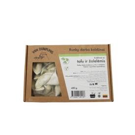 Koldūnai su tofu sūriu VAN DUMLING, 450g